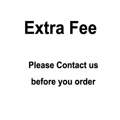 Extra Fee - Customize Jersey